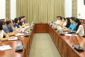 Việt Nam - Lào: Trao đổi kinh nghiệm về lĩnh vực thư viện