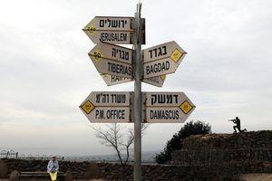 Ván bài Trung Đông: Israel tung lưới vây ráp thế lực Iran