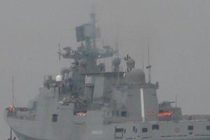 Nga tập trung tàu chiến ngoài khơi bờ biển Syria, sẵn sàng tấn công phiến quân