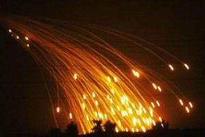 Syria tiếp tục tố liên quân Mỹ lại sử dụng phốt pho trắng ở Deir Ezzor