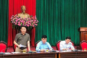 Huyện Thanh Oai: Xử lý 46 công trình vi phạm, phạt hành chính 175 triệu đồng