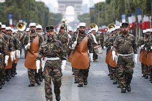 Tổng thống Pháp kêu gọi tạo ra 'quân đội châu Âu thực sự'
