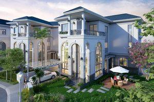 Ra mắt đợt cuối khu biệt thự compound cao cấp Sol Villas