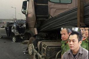 Nhiều tài xế container lên tiếng bảo vệ tài xế Hoàng