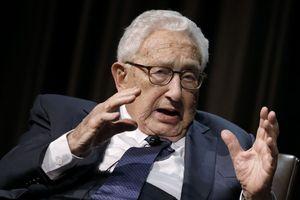 Kissinger: Mỹ, Trung cần đặt ra lằn ranh đỏ để tránh xung đột