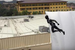 Robot tương lai thay thế cascadeur ở các cảnh quay mạo hiểm