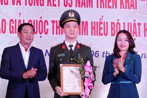 Hà Nội đi đầu trong triển khai Ngày Pháp luật