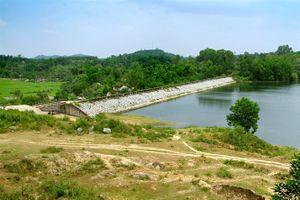 Nhiều hồ chứa vùng Vu Gia – Thu Bồn 'khát nước'