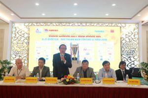Chủ nhà Thừa Thiên Huế sẽ gặp Hà Nội trong trận mở màn