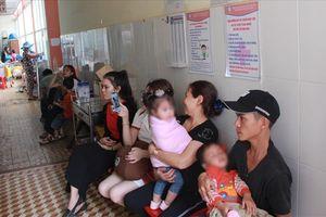 Một bệnh nhi tử vong nghi do tay chân miệng tại Đắk Lắk