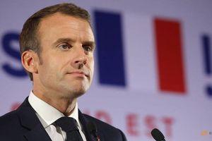 Pháp giục thành lập quân đội Châu Âu thực sự chống Mỹ-Nga-Trung