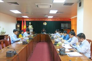 Thường trực Đoàn Chủ tịch Tổng LĐLĐVN: Cho ý kiến về công tác sắp xếp tổ chức bộ máy cơ quan LĐLĐ tỉnh Lâm Đồng