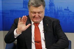Khi Tổng thống Ukraine chế nhạo trừng phạt của Nga