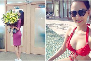 Nữ y tá sexy khiến Trung Hiếu mê mẩn được 'fan' theo đuổi, tặng hoa liên tiếp 8 ngày