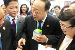TH chinh phục thị trường 1,4 tỷ dân Trung Quốc bằng sữa tươi sạch