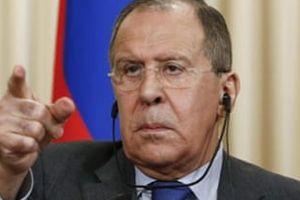 Ngoại trưởng Nga bất ngờ lên tiếng dằn mặt Israel