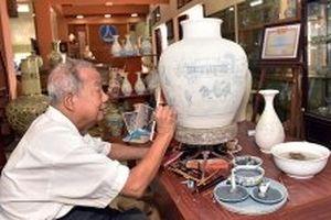 Gốm Chu Đậu, hành trình tiếp nối tinh hoa văn hóa Việt