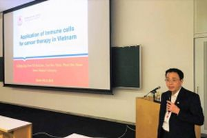 Việt Nam giới thiệu liệu pháp tế bào miễn dịch trị liệu tại Nhật Bản