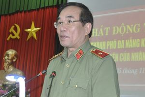 Phát động thi đua 'Công an TP Đà Nẵng khắc ghi lời Bác, vì bình yên của nhân dân'