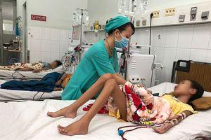 Nhiều trẻ em chờ ghép tạng vì vướng luật