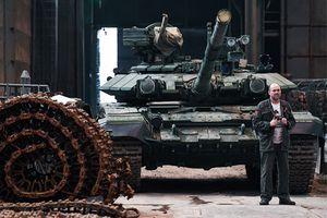 Nóng: Nga bắt đầu giao xe tăng T-90 cho Việt Nam?