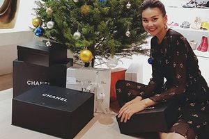 Lóa mắt tổ ấm của siêu mẫu giàu nhất Việt Nam - Thanh Hằng