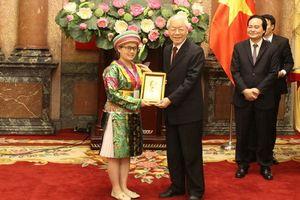 Bí quyết đạt giải quốc gia môn Địa lý của nữ sinh dân tộc Mông