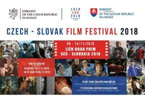 Liên hoan phim Séc và Slovakia