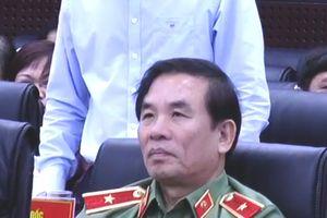 Thiếu tướng Vũ Xuân Viên thừa nhận tình trạng cho vay nặng lãi, đòi nợ thuê đang 'nóng' ở Đà Nẵng