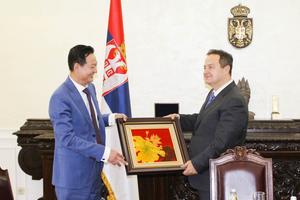 Kết nối kinh tế Montenegro - Việt Nam