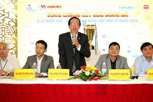 Thừa Thiên Huế sẽ tạo điều kiện tốt nhất để tổ chức thành công Vòng Chung kết U21 Quốc gia Báo Thanh Niên