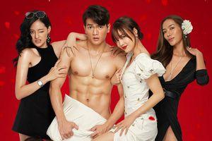 Lan Ngọc khoe dáng với bikini trong phim 'Gái già lắm chiêu 2'