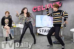 Chi Pu được sao Hàn tỏ tình trên sóng truyền hình