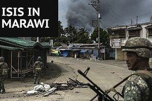 Philippines lại 'chật vật' chống IS