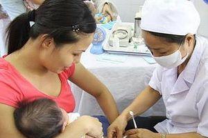Hà Nội triển khai tiêm bổ sung, tiêm vét vắc-xin phòng sởi-rubella