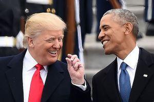 Bầu cử giữa kỳ Mỹ: Cuộc đấu Trump-Obama