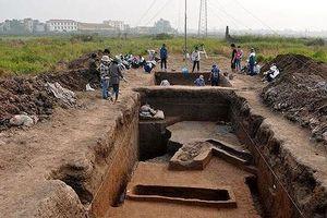 Lại đào trộm cổ vật ở Vườn Chuối