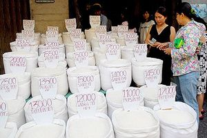 Lần đầu tiên công bố có logo thương hiệu gạo Việt