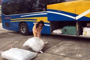 Thanh Hóa: Thu giữ hàng trăm kg thực phẩm bẩn đang trên đường tiêu thụ