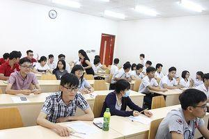 ĐH Quốc gia TPHCM tổ chức 2 đợt thi đánh giá năng lực