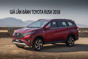 Giá lăn bánh Toyota Rush tại Hà Nội, TP.HCM và các tỉnh thành