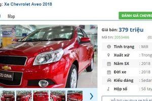Giảm giá 80 triệu đồng, chiếc ô tô 'mới tinh' này chỉ còn 379 triệu tại Việt Nam