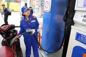 Giá xăng giảm mạnh từ 15h hôm nay