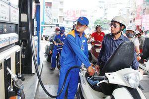 Giá xăng đồng loạt giảm hơn 1.000 đồng/lít từ 15h chiều nay