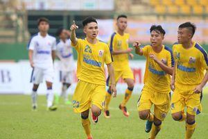VCK U21 Quốc gia: SLNA rơi vào 'bảng tử thần'
