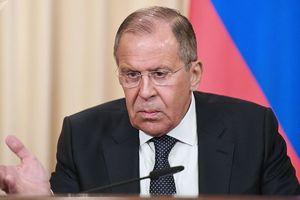 Sergei Lavrov nêu nguyên nhân căng thẳng quan hệ phương Tây và Nga