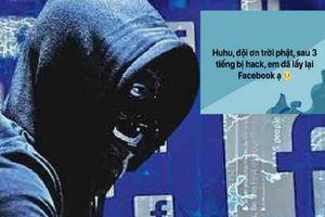 Shop online điêu đứng vì chiêu ăn cắp mật khẩu Facebook, cướp khách, đòi tiền chuộc từ đối thủ