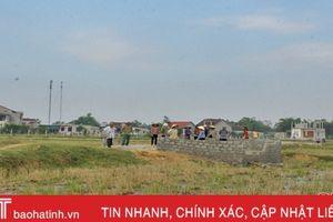 Xây dựng bãi trung chuyển rác ở Thạch Liên: Xã cho đúng, dân bảo sai!