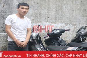 Bắt nhanh đối tượng cướp giật tài sản trên địa bàn TP Hà Tĩnh