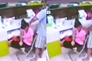Nữ nhân viên mất việc sau khi bị tài xế cửa hàng thú cưng sờ mó